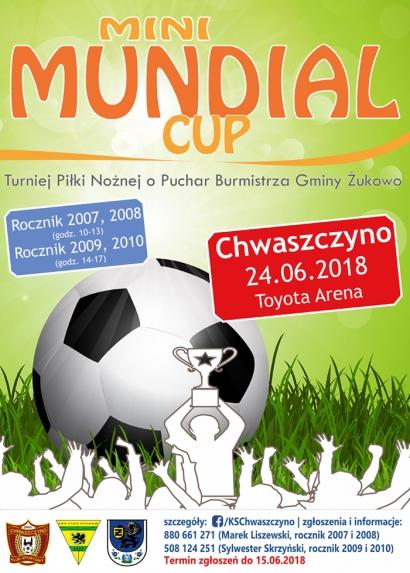 Mini Mundial Cup w Chwaszczynie