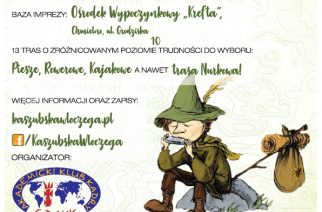 13. Kaszubska Włóczęga już 19 maja w Chmielnie
