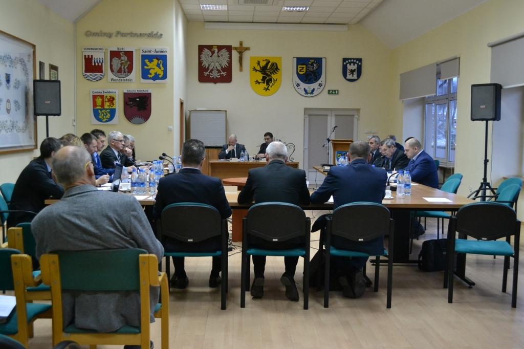 LIII Sesja Rady Miejskiej w Żukowie