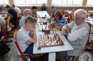 """XIX Turniej Szachowy o Puchar """"Stolema"""" przyciągnął wielu amatorów gry"""