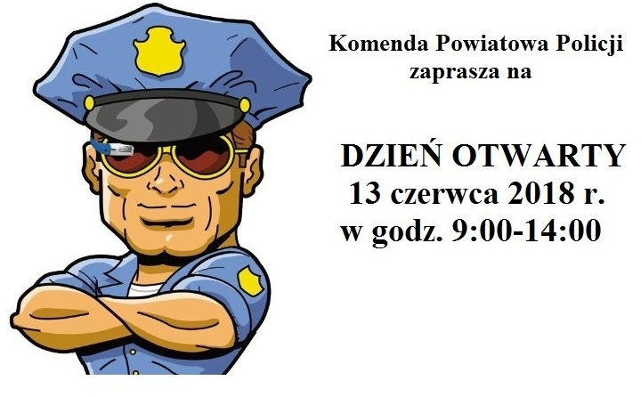 Dzień Otwarty w Komendzie Powiatowej Policji w Kartuzach
