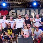 II Puchar Polski Strong Man w Potęgowie z udziałem Macieja Hirsza