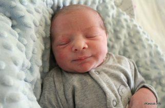 Przyszli na świat… Dzieci urodzone w kartuskim szpitalu [2018.06.22]