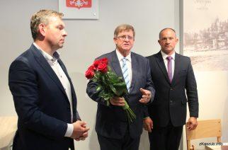 Ośmioma głosami, radni uchwalili absolutorium Bernarda Gruczy