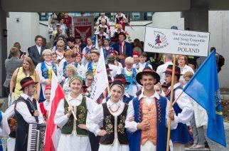 Powiat Kartuski na II Festiwalu Kultury Polskiej w Truskawcu