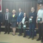 Uczniowie I LO w Kartuzach na Międzypowiatowym Konkursie Matematycznym w Zakopanem