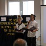 """Uczniowie z Sierakowic podsumowali projekt """"Kompetencje językowe kluczem do sukcesu na europejskim rynku pracy"""""""