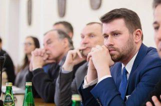 Krystian Gachewicz będzie najprawdopodobniej kandydatem na burmistrza Żukowa w nadchodzących wyborach samorządowych