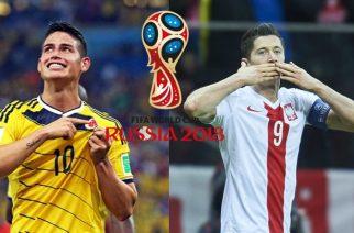 Polska-Kolumbia! To będzie mecz o wszystko