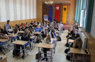 W Szkole na Wzgórzu napisano Wielki Test z Mediów Społecznościowych fot. P. Chistowski / zKaszub.info