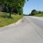Ruszyła budowa chodnika w Borkowie. Od 6 czerwca czekają nas utrudnienia w ruchu