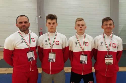 Kartuscy zapaśnicy walczyli na Mistrzostwach Europy
