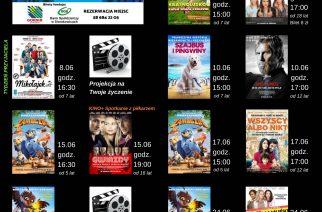 Kino za Rogiem w Chmielnie przedstawia repertuar na czerwiec!