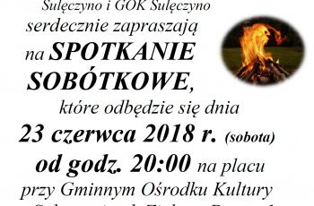 Sobótki w Sulęczynie