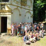Borkowscy uczniowie w Duchowej Stolicy Kaszub