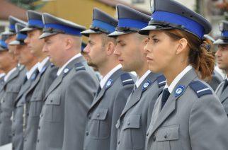 Funkcjonariusze z całego powiatu uroczyście uczcili Święto Policji