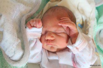 Przyszli na świat… Dzieci urodzone w kartuskim szpitalu [2018.07.18]