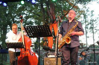 XXIII Jazz w lesie fot. Elżbieta Lejk /zKaszub.info