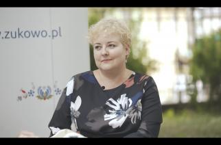 """Gościem programu """"Na Dywaniku"""" jest Aleksandra Rogalewska-Kania, Dyrektorka Ośrodka Kultury i Sportu w Żukowie"""