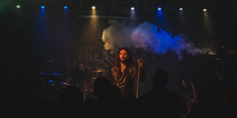 XII Blues w Leśniczówce 2018 w Mirachowie fot. Martyna Fularczyk