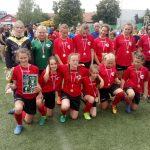 Drużyna z Sierakowic ze srebrnym medalem Pucharu IX Międzynarodowego Turnieju o Puchar 59. dni Borów Tucholskich!