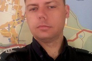 Daniel Kotłowski najpopularniejszym dzielnicowym w powiecie kartuskim