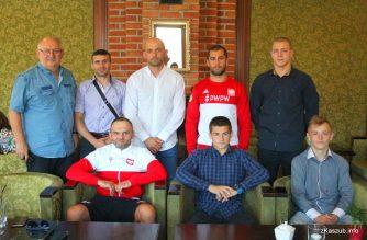Już do prawie 44 lat GKS Cartusia reprezentuje Stolicę Kaszub na licznych turniejach zapaśniczych fot. Elżbieta Lejk /zKazub.info