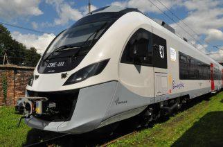 Pięć nowoczesnych pociągów dla Pomorza
