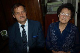 97 urodziny Pani Jadwigi Klinkosz z Goręczyna
