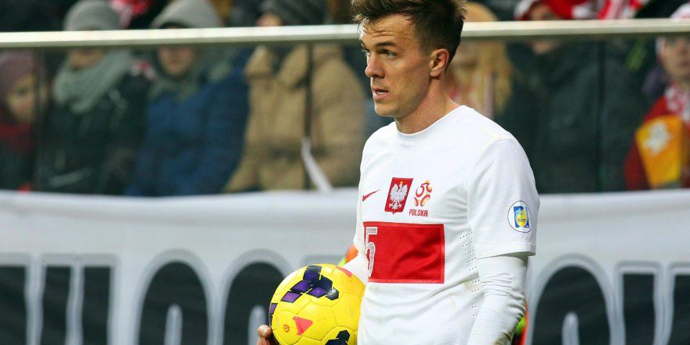 Były reprezentant Polski w barwach Raduni Stężyca!
