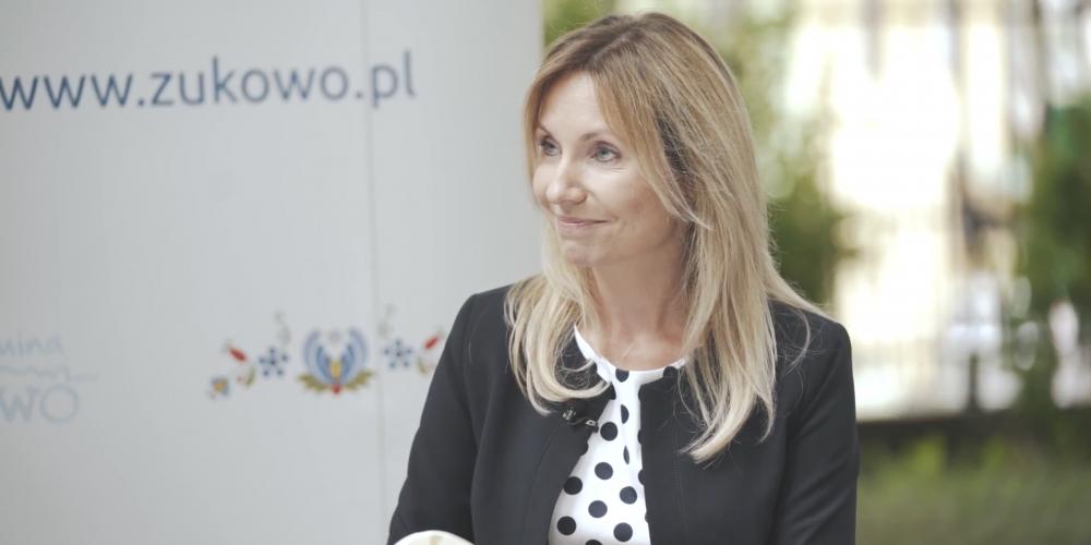 Sylwia Laskowska-Bobula, Zastępca Burmistrza Gminy Żukowo