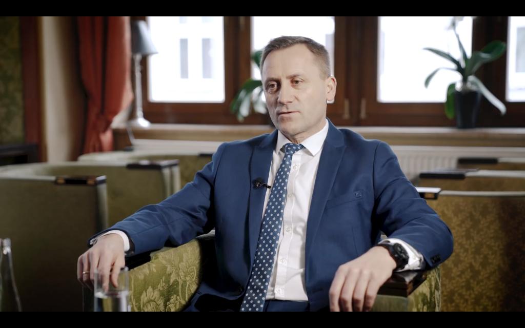 Tomasz Belgrau będzie kandydatem PIS na Burmistrza Kartuz?