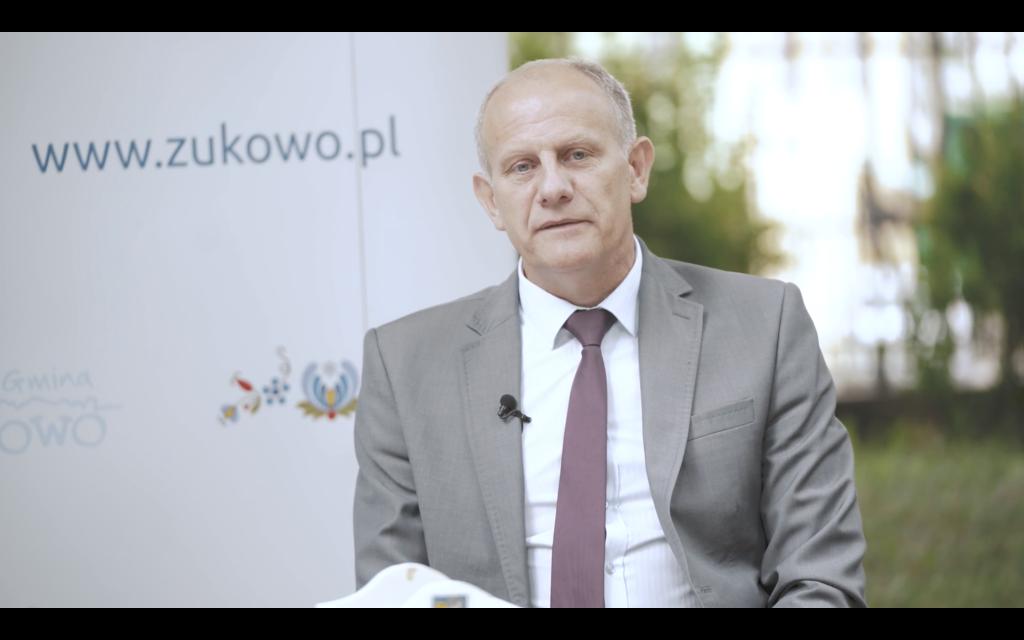 """Wojciech Kankowski w programie """"Na Dywaniku"""" o Rewitalizacji Starego Centrum Żukowa"""