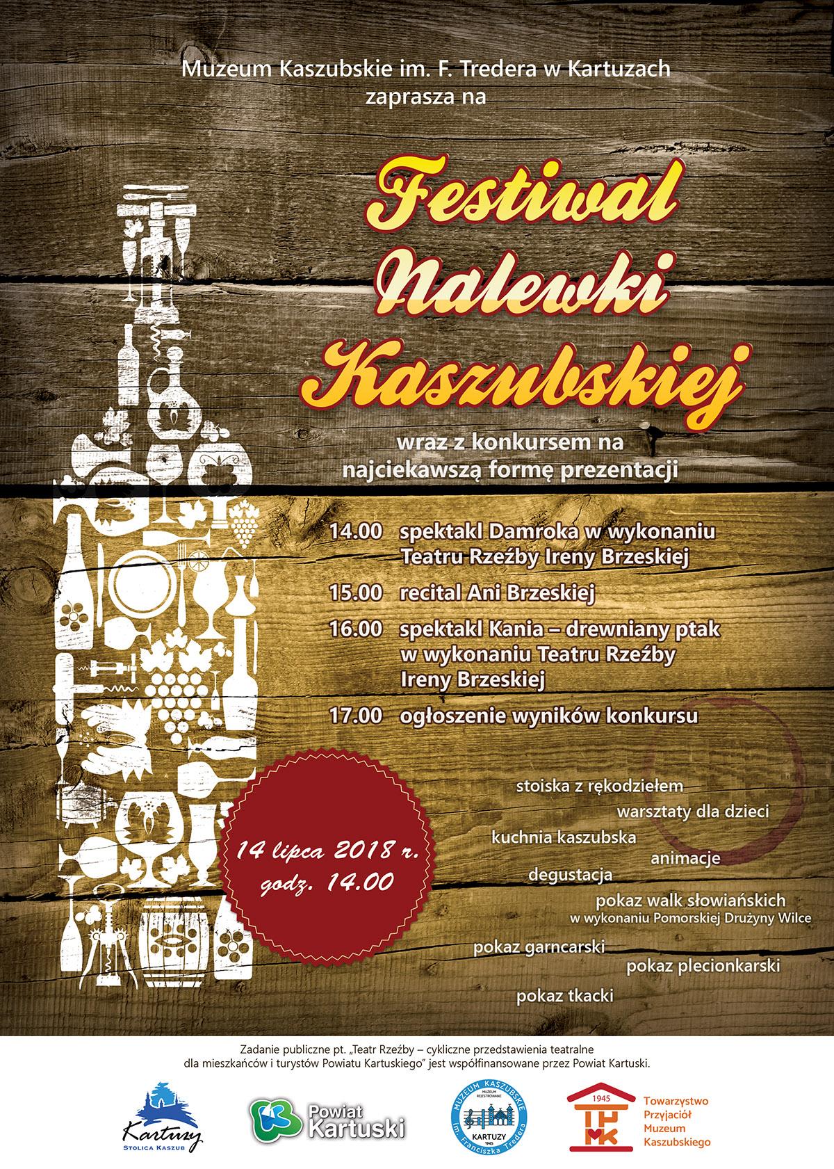 Festiwal Nalewki Kaszubskiej - Kartuzy