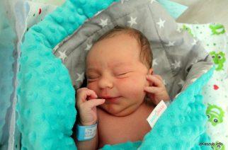 Przyszli na świat… Dzieci urodzone w kartuskim szpitalu [2018.08.10]