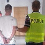 Dzięki policjantowi na urlopie zatrzymano 28-latka bez prawa jazdy, pod wpływem narkotyków