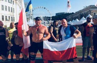 Duet Maciej Hirsz i Tomasz Lademann zwycięzcami w Kijowie!