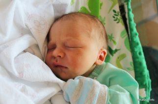 Przyszli na świat… Dzieci urodzone w kartuskim szpitalu [2018.08.31]