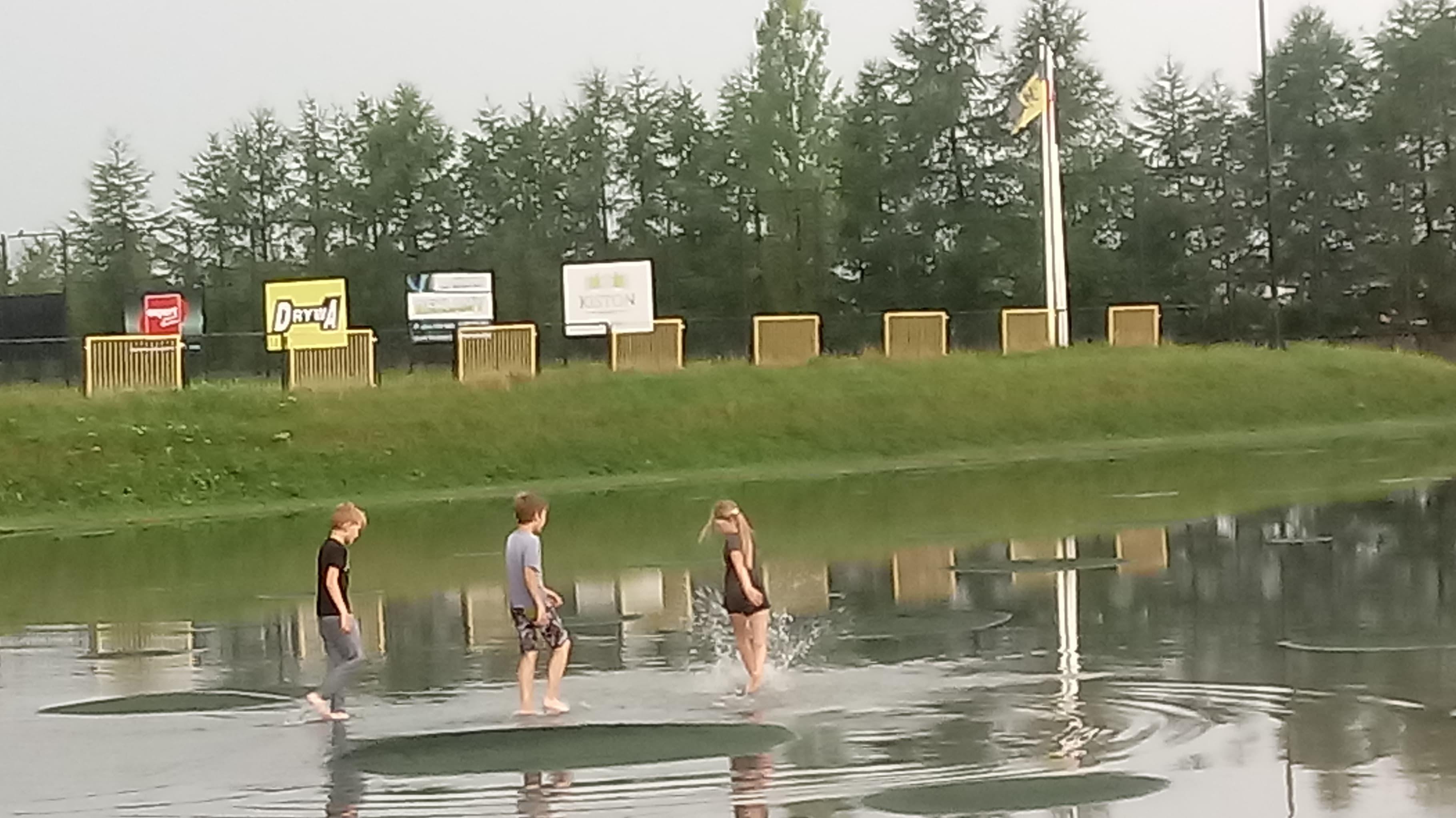 Sierakowice zyskały nowy basen! fot. nadesłane