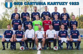 Energa głównym sponsorem Cartusia 1923 Kartuzy!