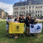 UKŻ Lamelka z świetnym wynikiem na Ogólnopolskiej Olimpiadzie Młodzieży