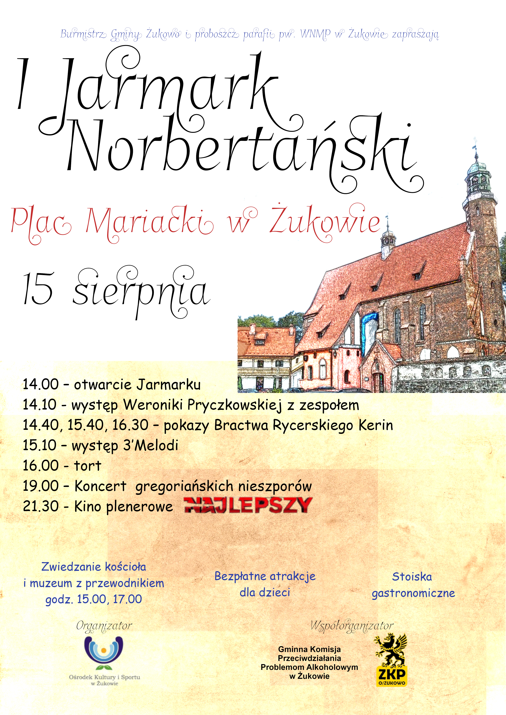 I Jarmark Norbertański - Żukowo