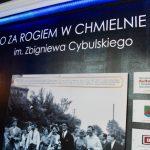 Zbigniew Cybulski patronem Kina za Rogiem w Chmielnie [ZDJĘCIA]