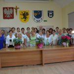 """Kolorowo w urzędzie w Żukowie! Podsumowano 42. edycję konkursu """"Więcej kwiatów, owoców i warzyw"""""""