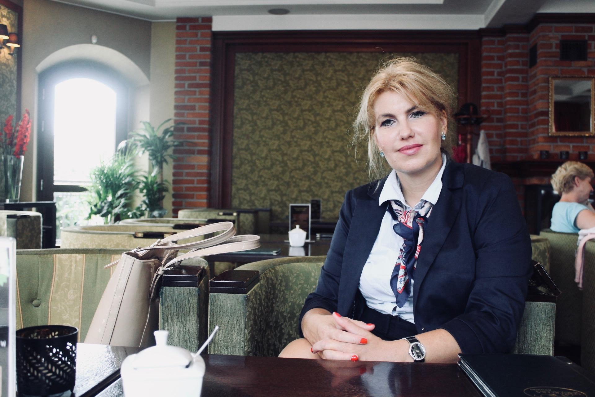 Magdalena Pokojska, kandydatka na Wójta Gminy Chmielno z ramienia Prawa i Sprawiedliwości fot. P.CH / zKaszub.info
