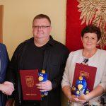 Magdalena Zawistowska i Przemysław Czachorowski nowymi dyrektorami szkół w gminie Żukowo