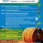 2 września odbędą się Dożynki Powiatu Kartuskiego!