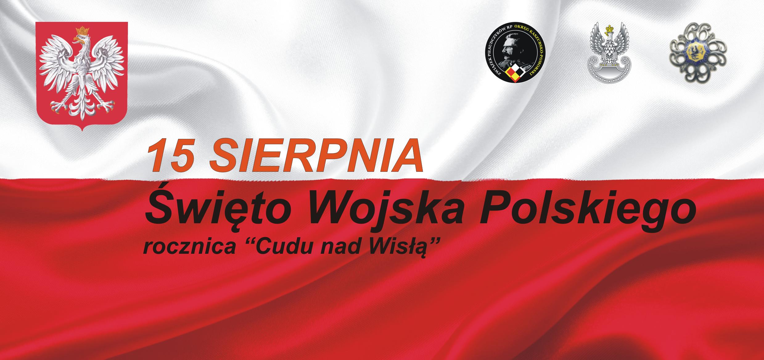 Uroczytość z okazji Święta Wojska Polskiego w Kartuzach