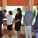 Przywitanie nowych dyrektorów i awanse nauczycieli w gminie Kartuzy
