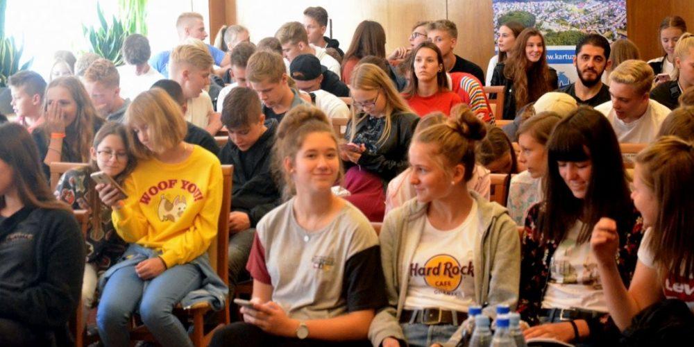 Uczniowie z Duderstadt i Hamm w Kartuzach [ZDJĘCIA]